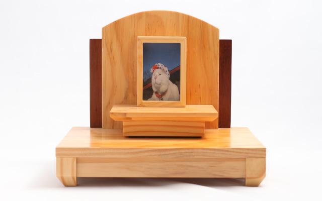 ペット仏壇・想い出